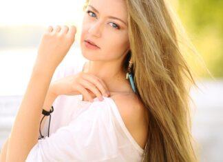 Warkoczykowe zagęszczanie włosów