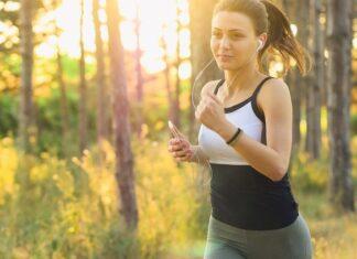 Bieganie wspomaga odchudzanie